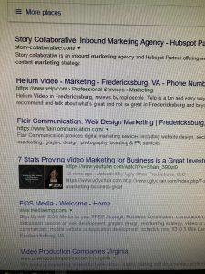 Ranking Videos